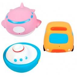 фото Набор игрушек для ванны Ludi «Детский транспорт»