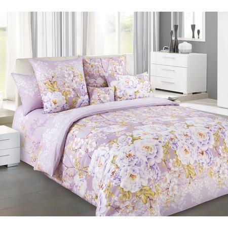 Купить Комплект постельного белья Королевское Искушение «Шиповник-3». 1,5-спальный