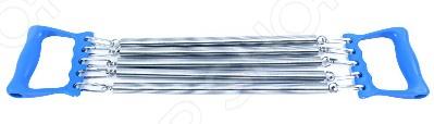 Эспандер плечевой Star Fit ES-101Эспандеры<br>Эспандер плечевой Star Fit ES-101 компактный эспандер для комплексных упражнений. Предназначен для тренировки мышц спины, дельтовидных мышц, мышц рук и грудной клетки. Рекомендуется для растяжки мышц, улучшения кровоснабжения, профилактики заболеваний суставов и сосудов. Такой эспандер как раз подойдет спортсмену начального уровня.<br>