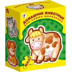 Купить Игра настольная для самых маленьких Дрофа «Домашние животные»