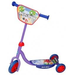 Купить Самокат трехколесный 1 Toy Т56808 «Angry Birds»