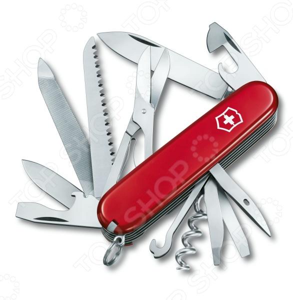 Нож перочинный Victorinox Ranger 1.3763 нож перочинный victorinox swisschamp 1 6795 lb1 красный блистер