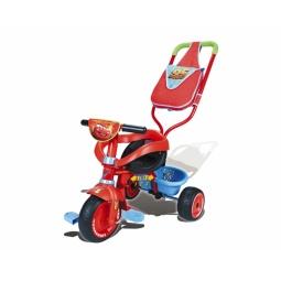 Купить Велосипед трехколесный Smoby Be Fun Confort Cars