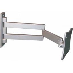 фото Кронштейн для телевизора Arm Media LCD-7101. Цвет: серебристый