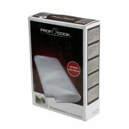 фото Пакеты вакуумные Profi Cook PC-VK 1015 ЕВ. Размер: 22х30 см. Количество предметов: 50