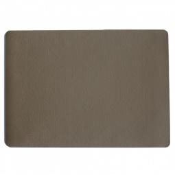 фото Салфетка под посуду Asa Selection Leder. Цвет: светло-коричневый