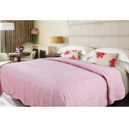 фото Покрывало Amore Mio Deco. Цвет: розовый