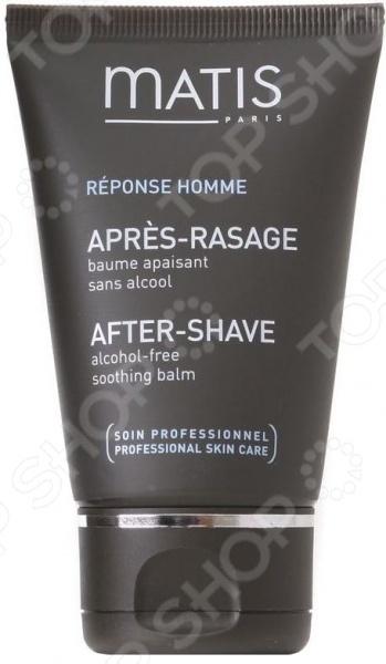 фото Бальзам после бритья нежный успокаивающий Matis, Мужская косметика и гигиена