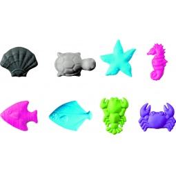 фото Ластик Brunnen «Обитатели моря». В ассортименте. Цвет: голубой