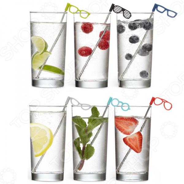 Соломинки для коктейля Umbra Glasses