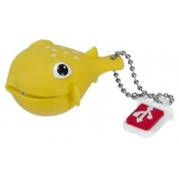 фото Флешка с брелоком TDK Fish USB 2.0 Flash Drive 4GB