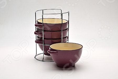 Набор супниц Mayer&amp;amp;Boch MB-22580Суповые тарелки<br>Набор супниц Mayer Boch MB-22580 - стильный и качественный набор, который станет отличным подарком для настоящих кулинаров. Каждой хозяйке известно, что посуда должна быть не только красивая, но и функциональная. Набор выполнен из качественной керамики - материала экологически чистого, а значит абсолютно безопасного. В керамической посуде блюда сохраняют свои вкусовые качества, кроме того она обладает термической и химической прочностью. Благодаря оригинальному дизайну, такие супницы отлично подойдут как для ежедневного использования, так и для праздничной сервировки стола. Супницу можно мыть как в ручную, так и в посудомоечной машине.<br>