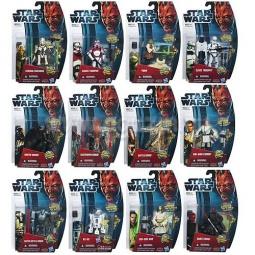 фото Фигурка игрушечная Hasbro Фигурки Звездных Воинов. В ассортименте