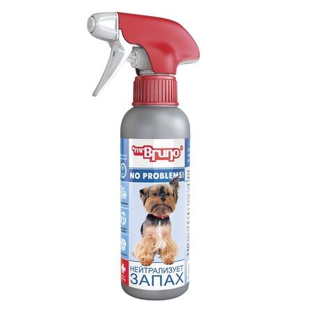 Купить Спрей для коррекции поведения собак Mr.Bruno «Нейтрализует запах»