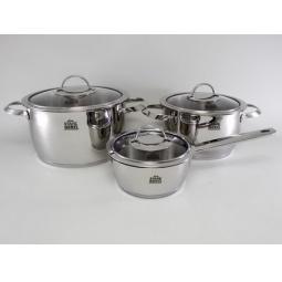 фото Набор кухонной посуды Stahlberg MIRANDA 1711-S