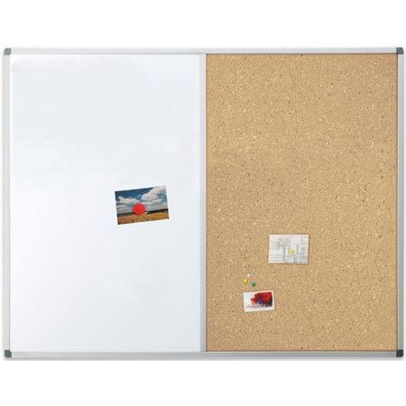 Купить Доска настенная комбинированная Magnetoplan 1240470