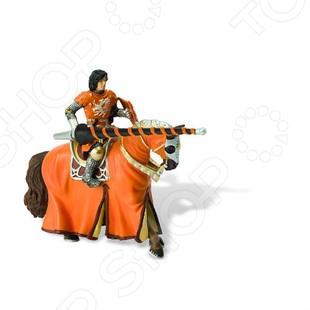 Фигурка Bullyland Рыцарь на турнире на коне