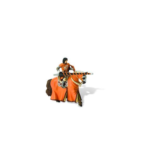 фото Фигурка Bullyland Рыцарь на турнире на коне