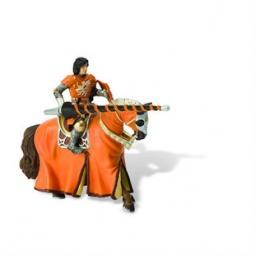 Купить Фигурка Bullyland Рыцарь на турнире на коне