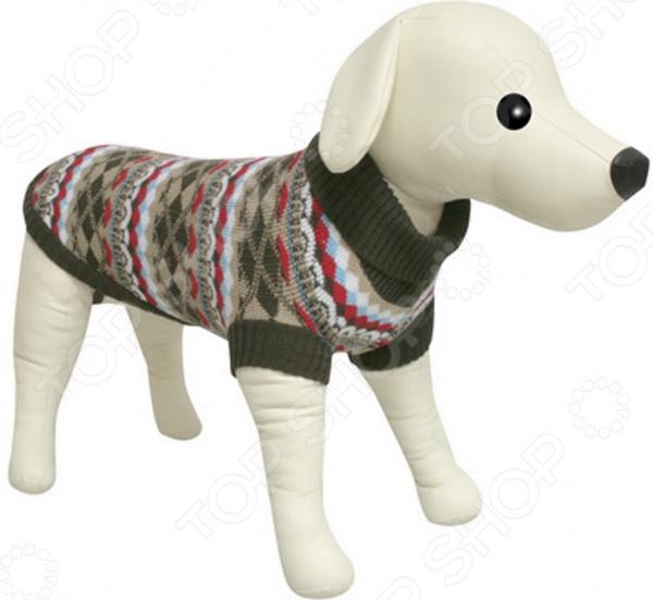 Свитер-попона для собак DEZZIE 562577 свитер попона для собак dezzie 563560