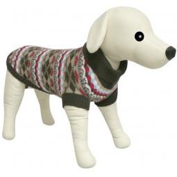 Купить Свитер-попона для собак DEZZIE «Норд»