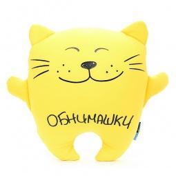 Купить Игрушка-антистресс Maxitoys Кот «Обнимашка»