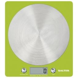 фото Весы кухонные Salter 1046. Цвет: зеленый