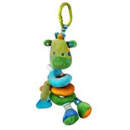 фото Игрушка подвесная Жирафики 93867 «Зебра»