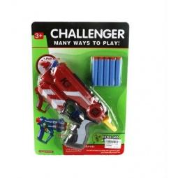 фото Пистолет игрушечный Shantou Gepai с мягкими пулями JL-3728A