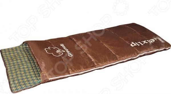 Спальный мешок Greenell «Лейкслип»Спальные мешки<br>Мешок спальный Greenell Лейкслип создан для любителей походов и отдыха на природе. Его также можно использовать в качестве обычного двуспального одеяла для этого достаточно полностью расстегнуть молнию . Отдельно следует отметить внутреннюю ткань изделия приятный на ощупь материал обеспечит комфорт в процессе сна. В этом спальнике будет удобно спать даже очень высоким людям, ведь его длина в разложенном виде составляет 2,2 м. Разъемная молния обеспечивает универсальность использования и позволяет состегнуть вместе два аналогичных спальных мешка.<br>