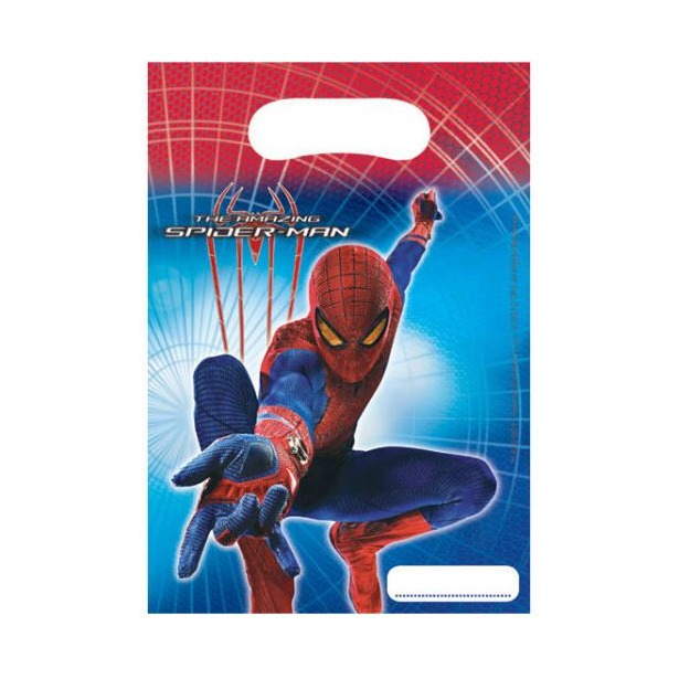 фото Подарочные пакетики Procos «Новый Человек-Паук»