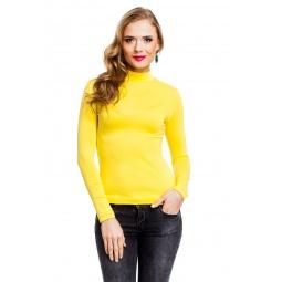 фото Водолазка Mondigo 036. Цвет: желтый. Размер одежды: 44