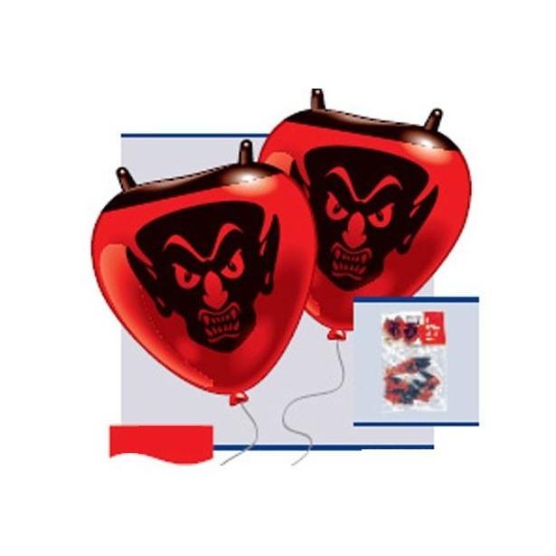 фото Набор надувных шариков Everts «Чертики»