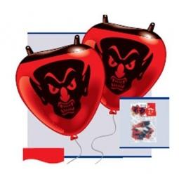 Купить Набор надувных шариков Everts «Чертики»