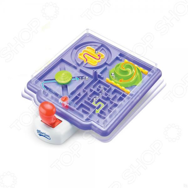 Игра-головоломка Labirintus «Геймпад. Шторм» Игра-головоломка Labirintus «Геймпад. Шторм» /