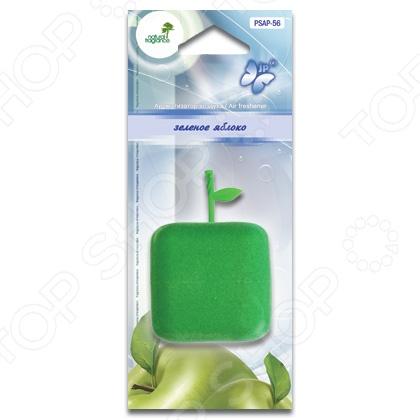 Ароматизатор FKVJP «Квадратное яблоко» ароматизатор воздуха chupa chups яблоко на дефлектор мембранный 5 мл