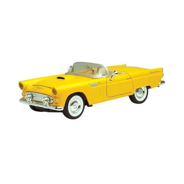фото Модель автомобиля 1:24 Motormax Ford Thunderbird 1956. В ассортименте