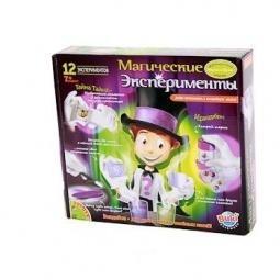 Купить Набор обучающий BONDIBON «Магические эксперименты» 2048