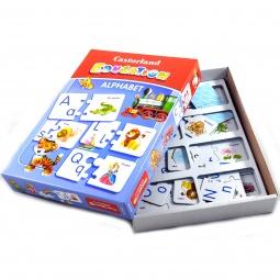 Купить Игра обучающая Castorland «Алфавит английский»