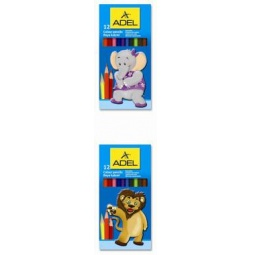 Купить Набор карандашей цветных ADEL Colour 211-2315-000