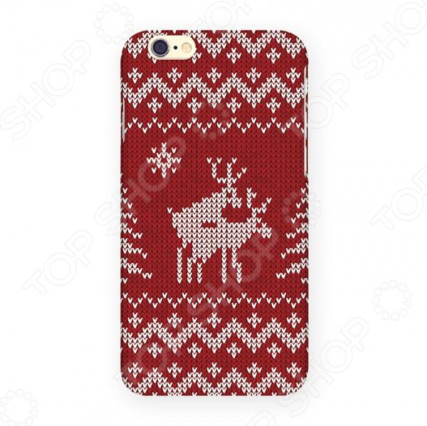 Чехол для iPhone 6 Mitya Veselkov «Скандинавская любовь» mitya veselkov чехол для iphone 6 скандинавская лошадка