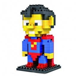 фото Конструктор-игрушка Loz «Супер Мужик»