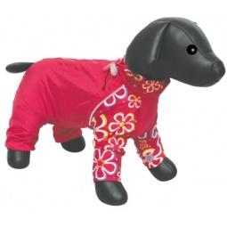 фото Комбинезон для собак DEZZIE «Такса кроличья». Цвет: красный