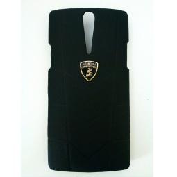 фото Чехол Lambordghini Cover Aventador D1 для Sony Xperia S. Цвет: черный