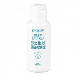 фото Гель для чистки молочных зубов Pigeon
