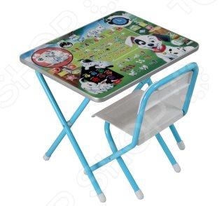 Набор мебели деский Дэми «101 Далматинец» №1 qiddycome набор д творчества электронный глаз детский цифровой микроскоп st bl903