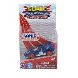 Купить Игрушка-фигурка Sonic Соник в машине