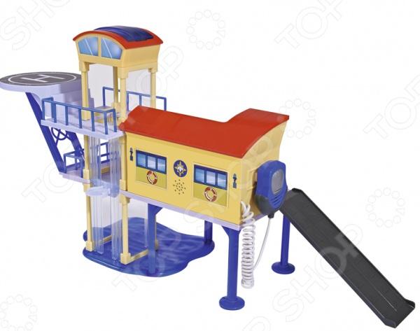 Набор игровой для мальчика Simba с фигуркой «Морская станция» игровые наборы playskool игровой набор звездные войны с фигуркой эвока