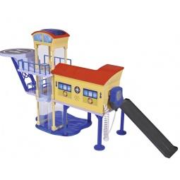 фото Набор игровой для мальчика Simba с фигуркой «Морская станция»