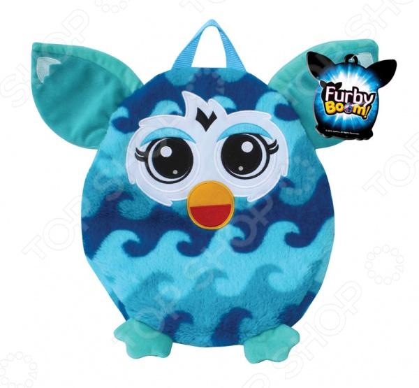 Рюкзачок детский 1 Toy Furby Т57478 - яркий стильный аксессуар, станет прекрасным подарком для вашего малыша. Модель выполнена из мягкого длинного крашеного меха высокого качества, принт которого абсолютно идентичен интерактивному Furby. Вашему крохе обязательно понравиться вместительный красочный рюкзак в форме любимого героя, тем более, что теперь он сможет положить в рюкзак и взять с собой свои любимые игрушки куда угодно: на прогулку, в садик или в гости.